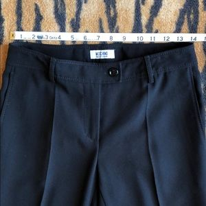 Moschino Cheap & Chic Black Acetate Pant S